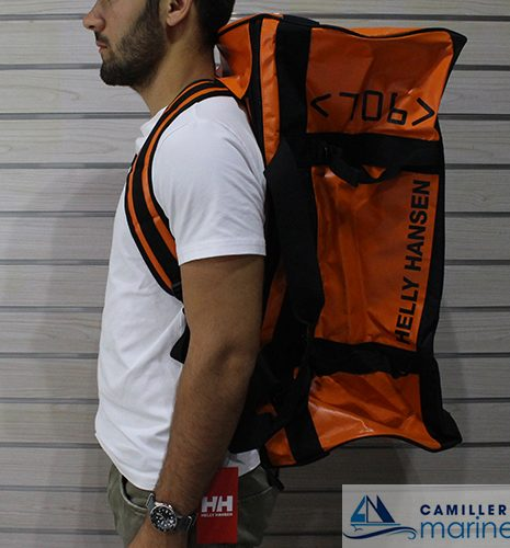 HELLY HANSEN CLASSIC DUFFEL BAG 90L ORANGE