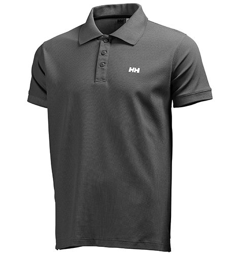 HELLY HANSEN DRIFTLINE POLO EBONY