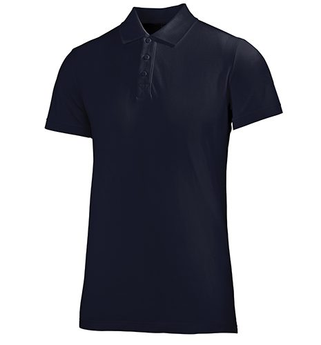 HELLY HANSEN CREW POLO NAVY