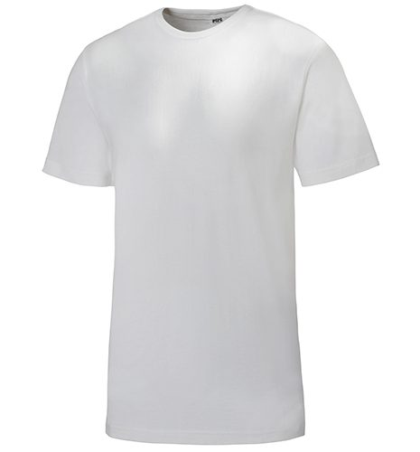 HELLY HANSEN CREW T-SHIRT WHITE