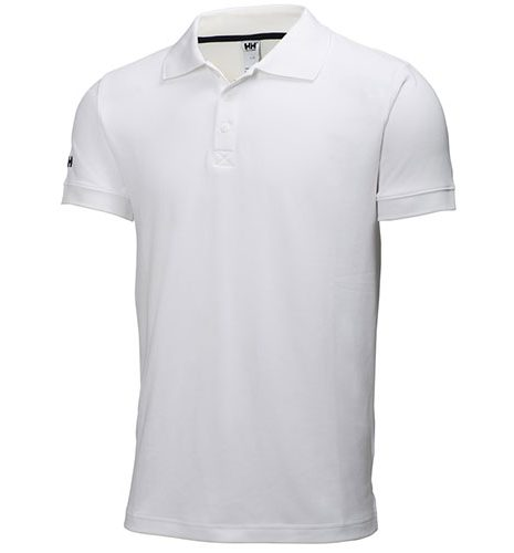 Crewline Polo White