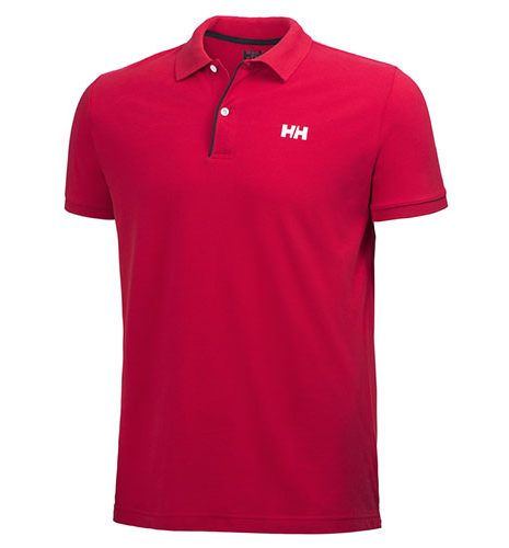 Crew Classic Polo Red