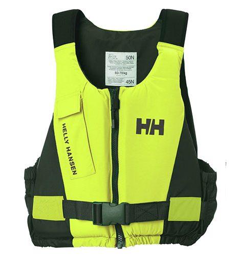 Rider Vest Yellow